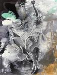 U.S.A(rcheologie)-Öl auf Leinwand, 180 x 140 cm, 2014