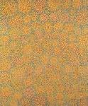 """"""" apricot """" 180 x 150 cm,  Öl auf Leinwand,2009"""