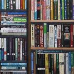 Stilleben 1-VIII (Bücher) -2015, Öl auf leinwand, 150x150cm